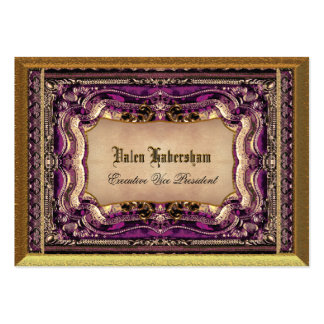 Kleinmore Tisha Victorian Customizable Business Card