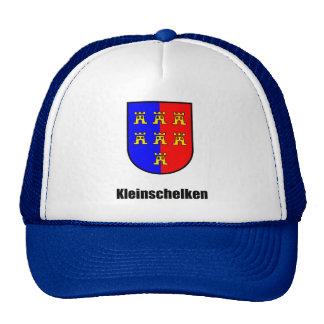 Kleinschelken seven-citizen Saxonia coat of arms Cap