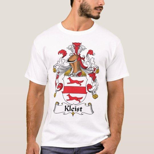 Kleist Family Crest T-Shirt