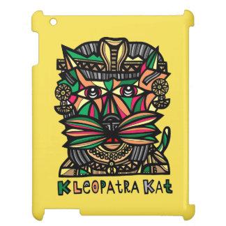 """""""Kleopatra Kat"""" 631 Art iPad Case"""