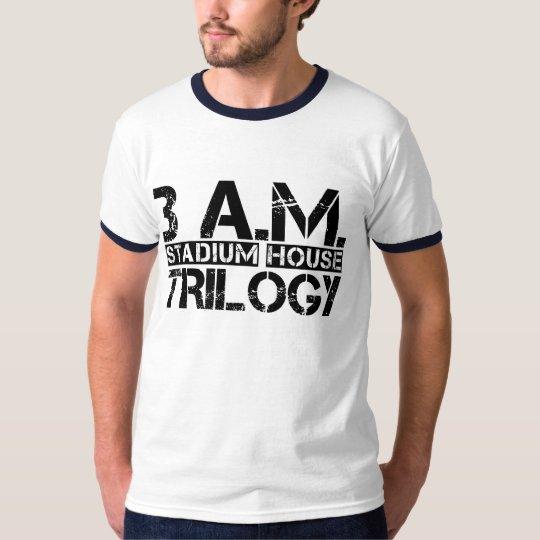 KLF - 3 AM Stadium House Trilogy T-shirt