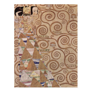 Klimt ~ Anticipation Postcard