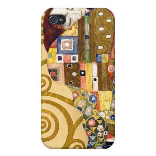 Klimt Fulfillment iPhone 4/4S Cases