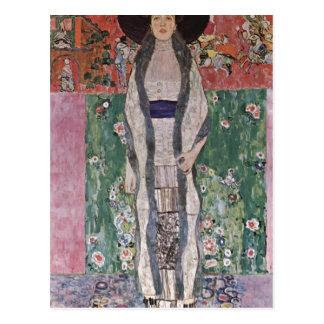Klimt, Gustav Portr?t der Adele Bloch-Bauer 1912 T Postcards