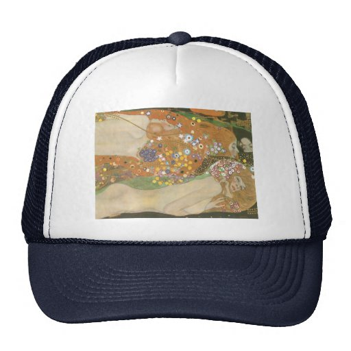 Klimt, Gustav: Wasserschlangen (Freundinnen) II Trucker Hats