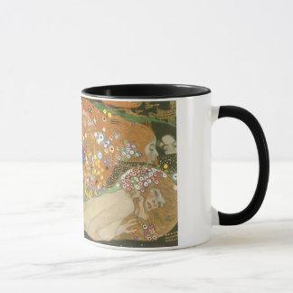 Klimt, Gustav: Wasserschlangen (Freundinnen) II Mug
