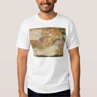 Klimt, Gustav: Wasserschlangen (Freundinnen) II Shirt