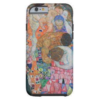 Klimt Life and Death Tough iPhone 6 Case