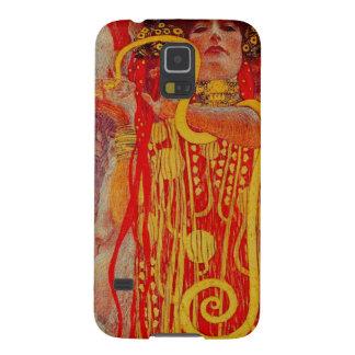 Klimt Medicine Hygieia Art Samsung Galaxy case