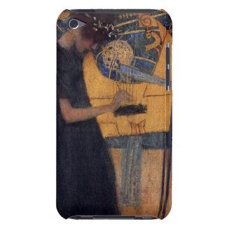Klimt Music I Art iPod case Barely There iPod Case