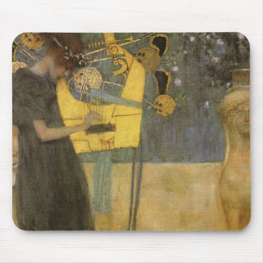 Klimt ~ Music Mouse Pad