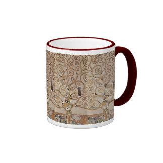 Klimt - Plant templates Stocletfries Mugs