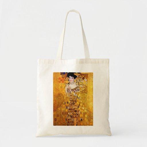 Klimt Portrait of Adele Bloch-Bauer I Tote Bag