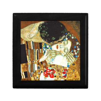 Klimt - The Kiss, famous painting Gift Box