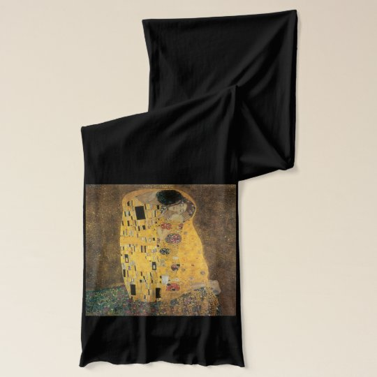 Klimt The Kiss Scarf