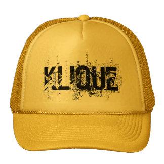 KLIQUE CAP