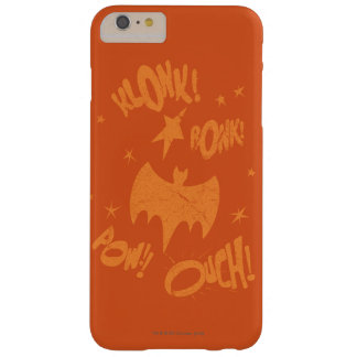 KLONK POW Bat Symbol Graphic Barely There iPhone 6 Plus Case