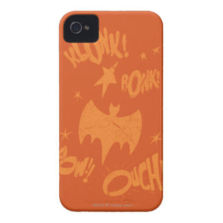 KLONK POW Bat Symbol Graphic Case-Mate iPhone 4 Case