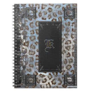 Klorette Liam Victorian Spiral Note Books