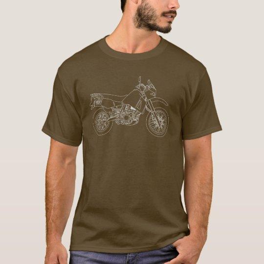 KLR650 Dark T-Shirt