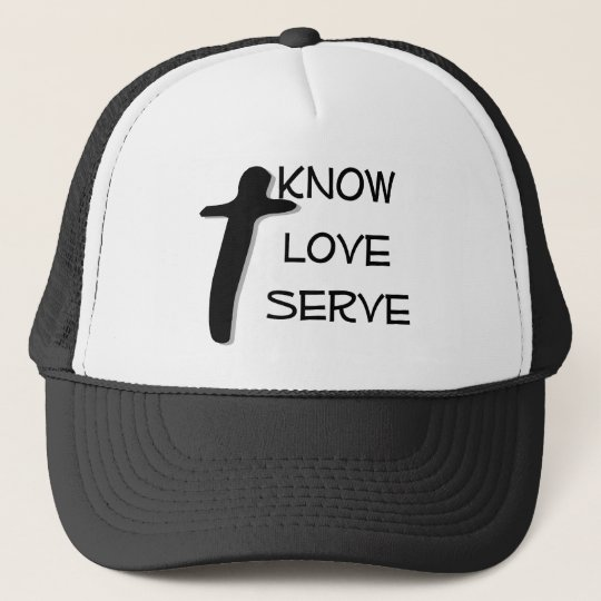 KLS ~ customisable hat with christian message
