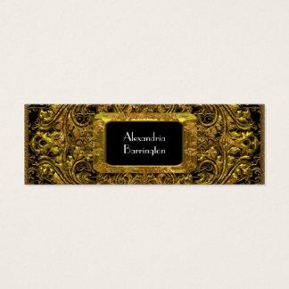 Klysworth Eve Elegant  Skinny Professional Mini Business Card