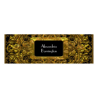 Klysworth Eve Elegant  Skinny Professional Pack Of Skinny Business Cards