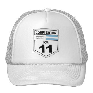 Km 11 Corrientes Argentina Hats