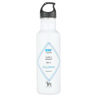 KM Golland Be A Dolphin Water Bottle (710 ml)