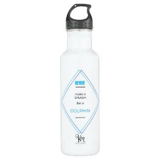 KM Golland Be A Dolphin Water Bottle (710 ml) 710 Ml Water Bottle