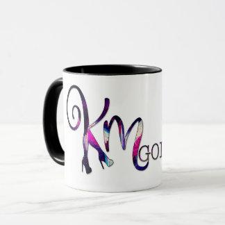 KM Logo Mug