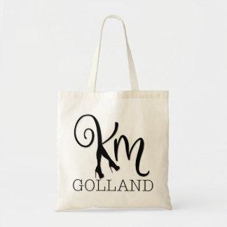 KM Logo Tote Bag