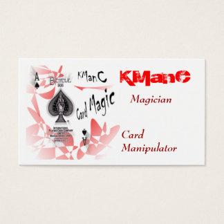 KManC Business Card