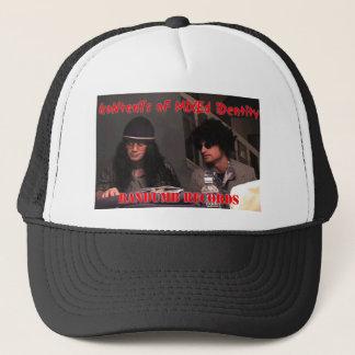 KMI old school trucker hat