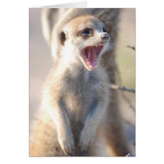 KMP Card 18 - Yawning Nugget