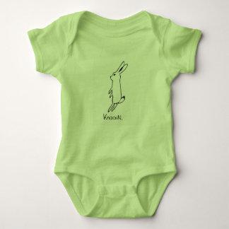 knaain baby baby bodysuit