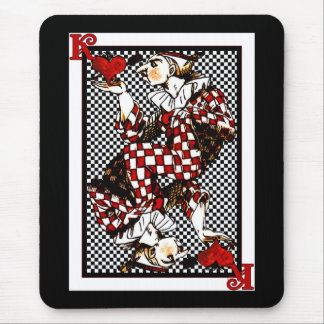 Knave of Hearts Mousepads