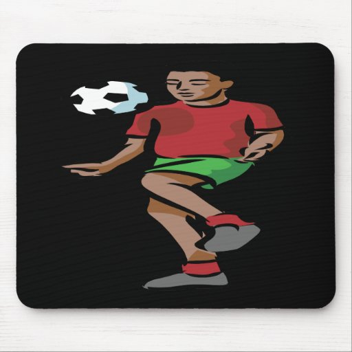 Knee Bounce Mouse Pads