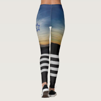 Knee High Sunset Leggings