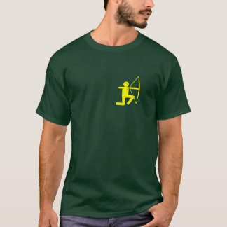 Kneeling Archer T-shirt