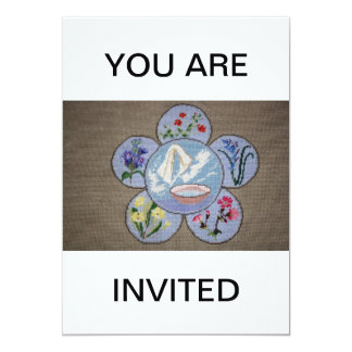 Kneeling Mat You Are Invited Invitation