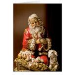 Kneeling Santa