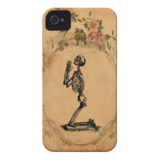 Kneeling Skeleton Case-Mate Case