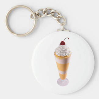 Knickerbocker Glory Ice cream Keychain