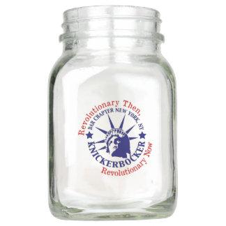Knickerbocker Mason Jar