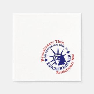 Knickerbocker Napkins Paper Serviettes