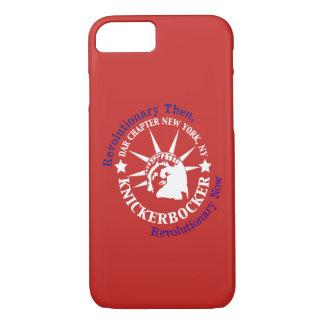 Knickerbocker Red Cellphone Case