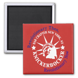 Knickerbocker Red Magnet