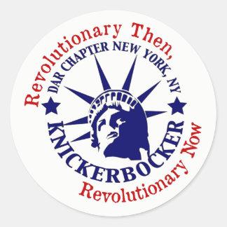 Knickerbocker Stickers