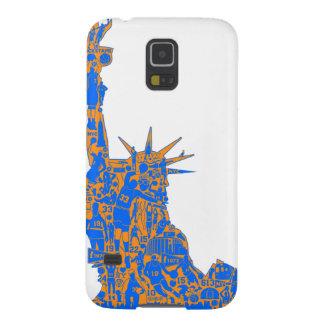 KnicksTape Liberty Statue Samsung Galaxy S5 Case